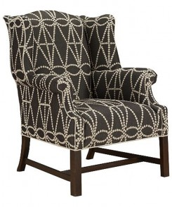 ChippendaleWingChair