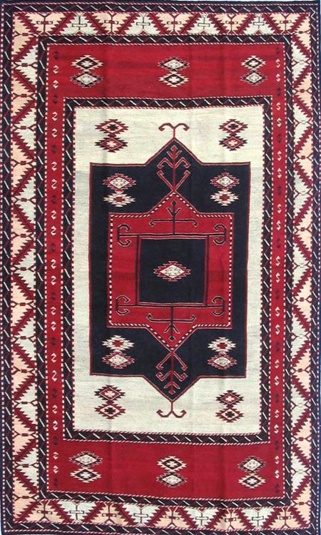Kazak Mona, Ruby Sage