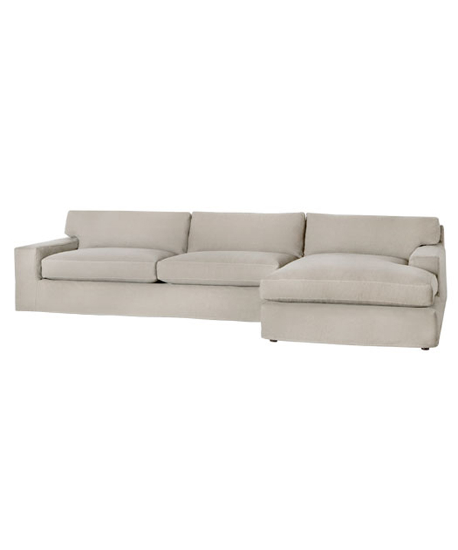 Loft 2 Piece Sectional