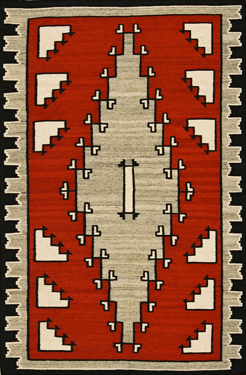 Navajo 100 Years, Grey Red