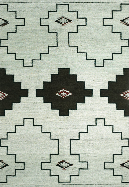 Navajo Inspired, Sage Brown