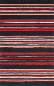 Stripes, Red Chocolate