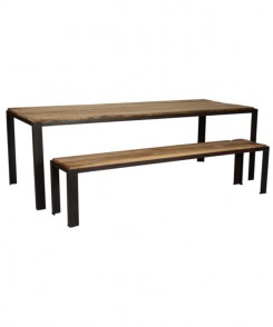 Woodtop Dining Table