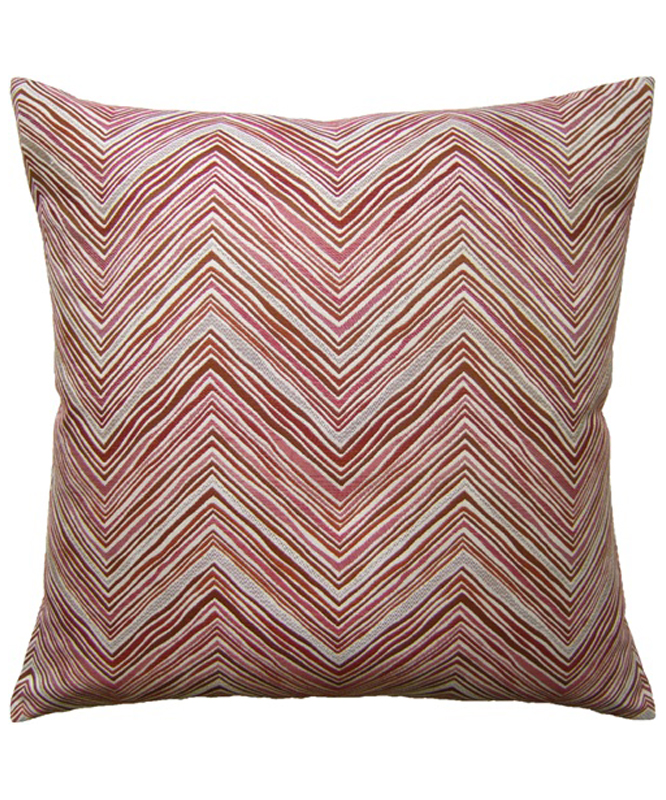 Chevron Pillow Paprika