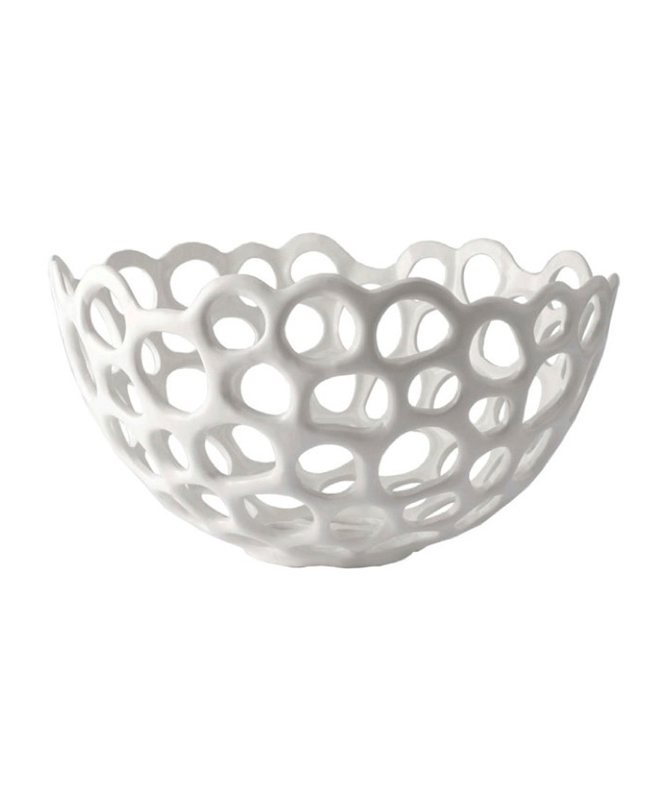 White Porcelain Bowl