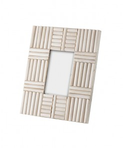 Bone Rod Picture Frame