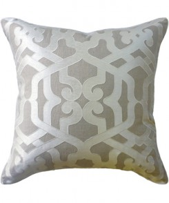 Latticework Pillow Linen
