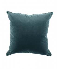 1732-73_Teal_Velvet_&_Silk_Pillow_1