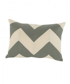 Linen Chevron Pillow