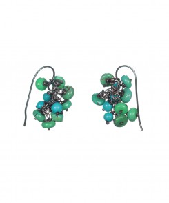 5417-25_Blue_&_Green_Turquoise_Earrings