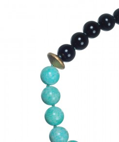 C150-74_Russian_Amazonite_&_Onyx_Necklace_2