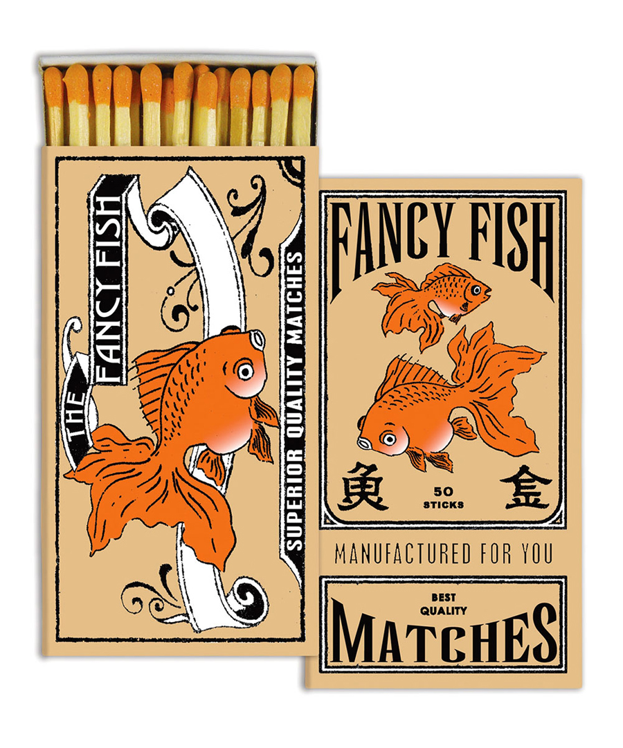 Fancy Fish Matches