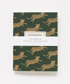 Safari Pocket Notebooks