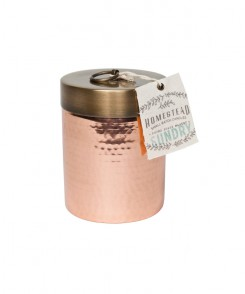 Sundry Tea Tin Candle