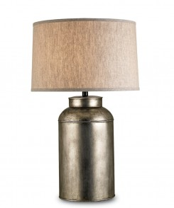 Tea Caddy Table Lamp