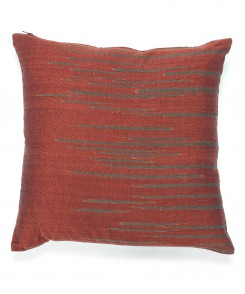 Silk Nepalese Ikat Pillow