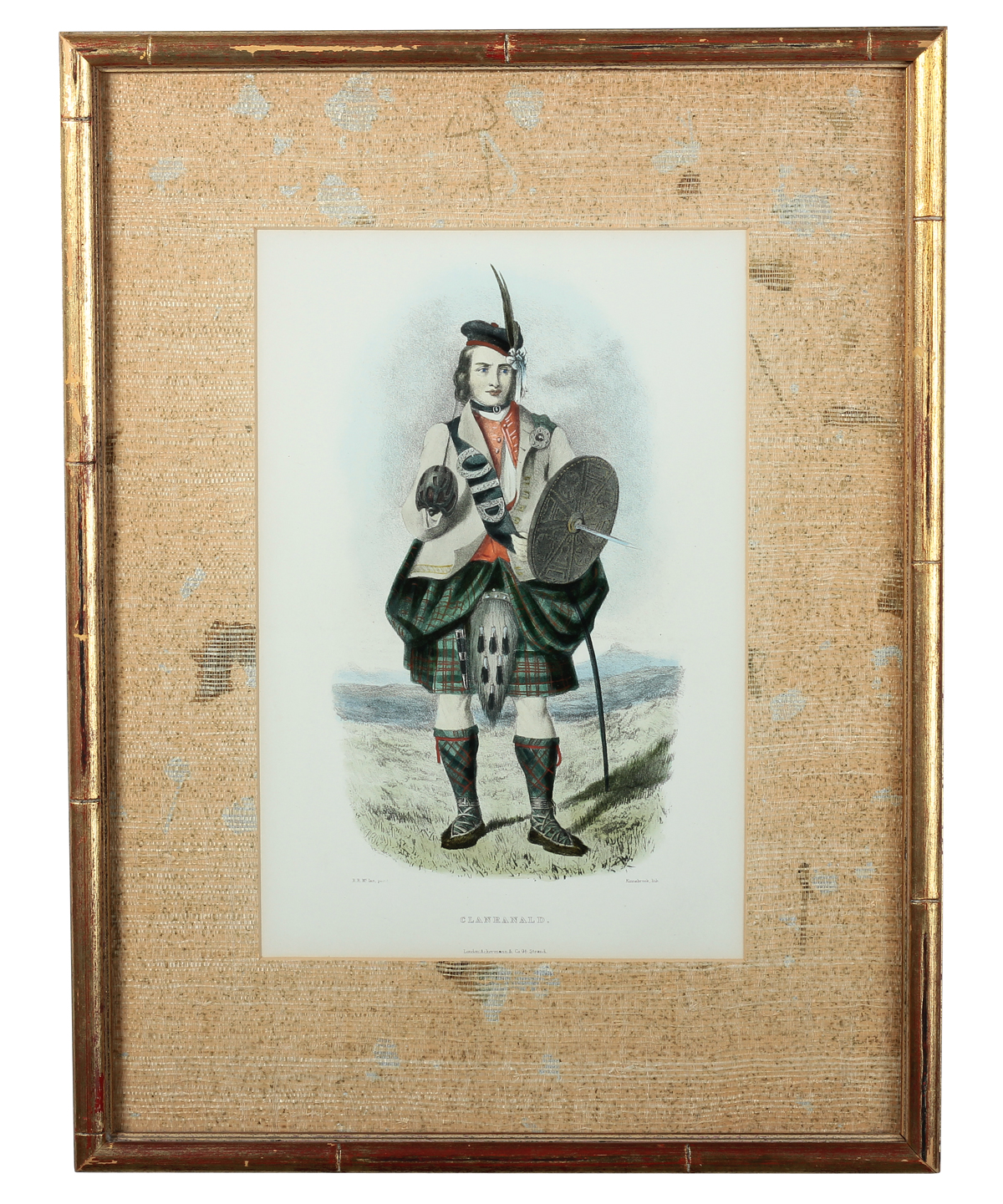 Scottish Clan Portraits