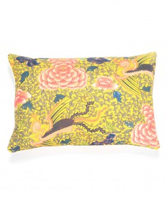 Colorful Pheonix Pillow