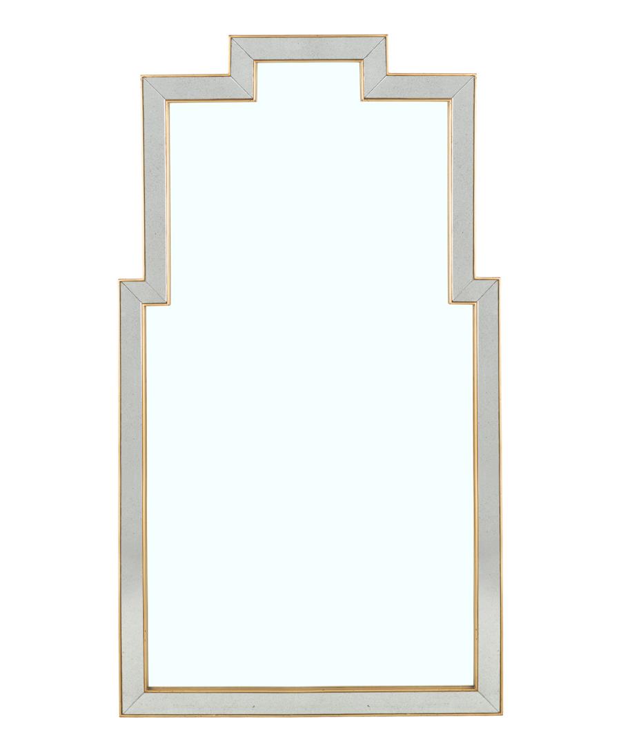 Gold Athena Mirror
