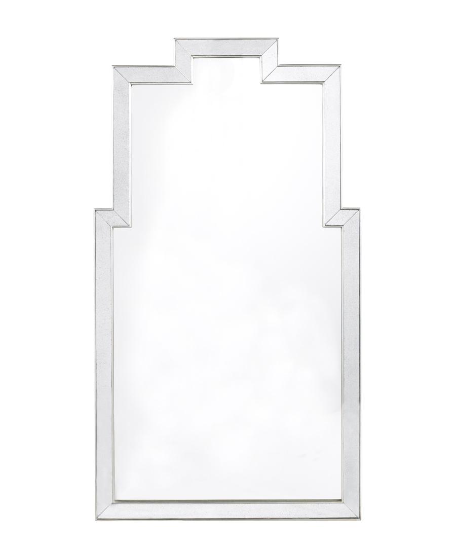 Silver Athena Mirror