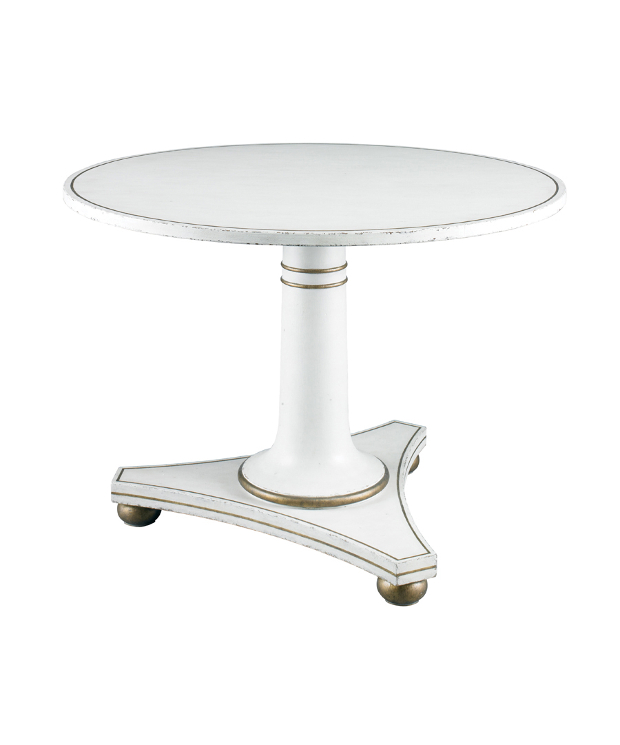Kirsten Pedestal Table