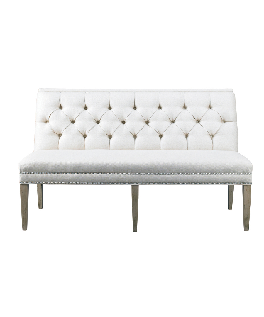 Armand Armless Banquette