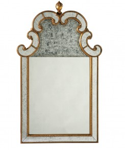 Beauvoir Mirror