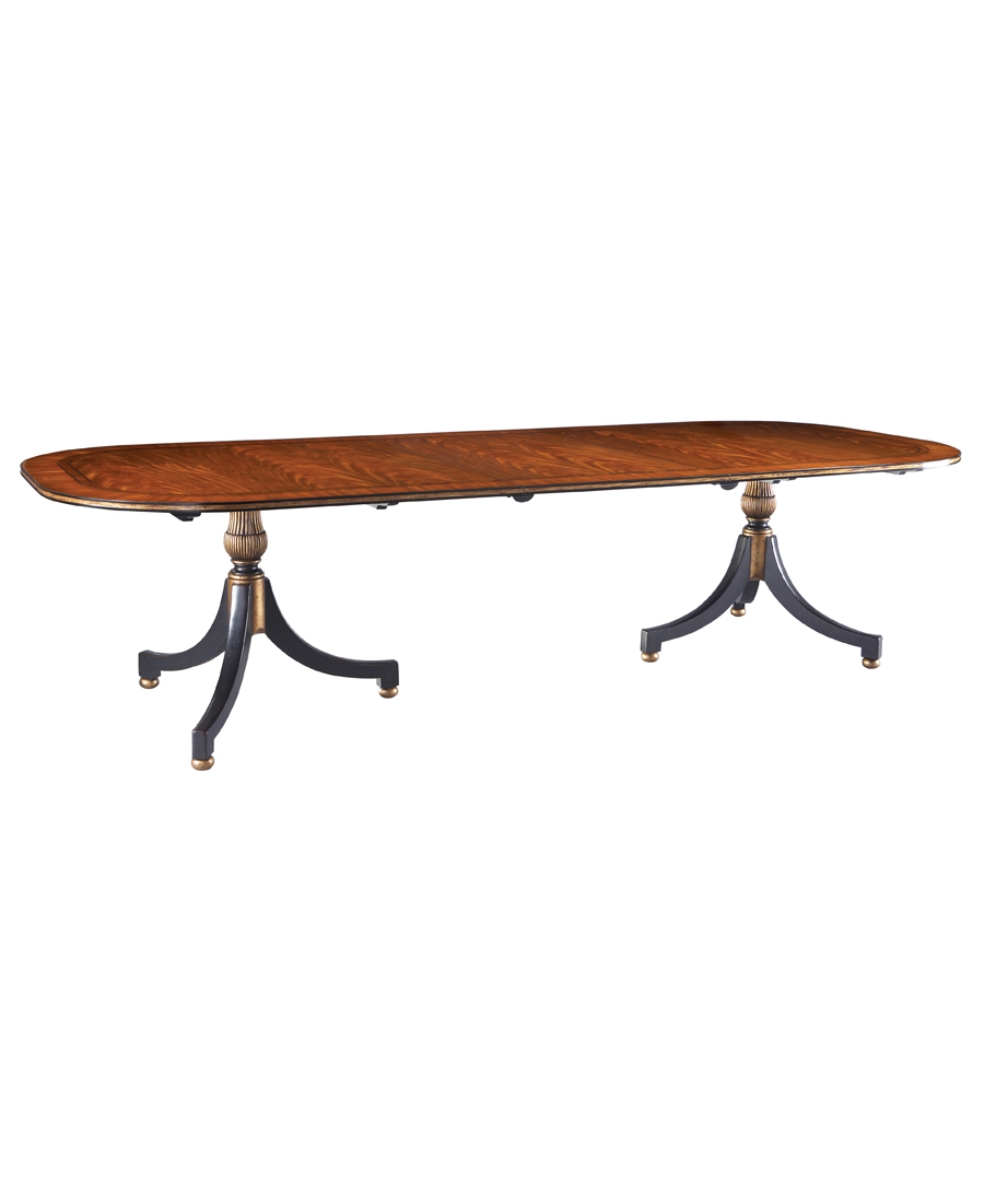Wessex Double Pedestal Dining Table