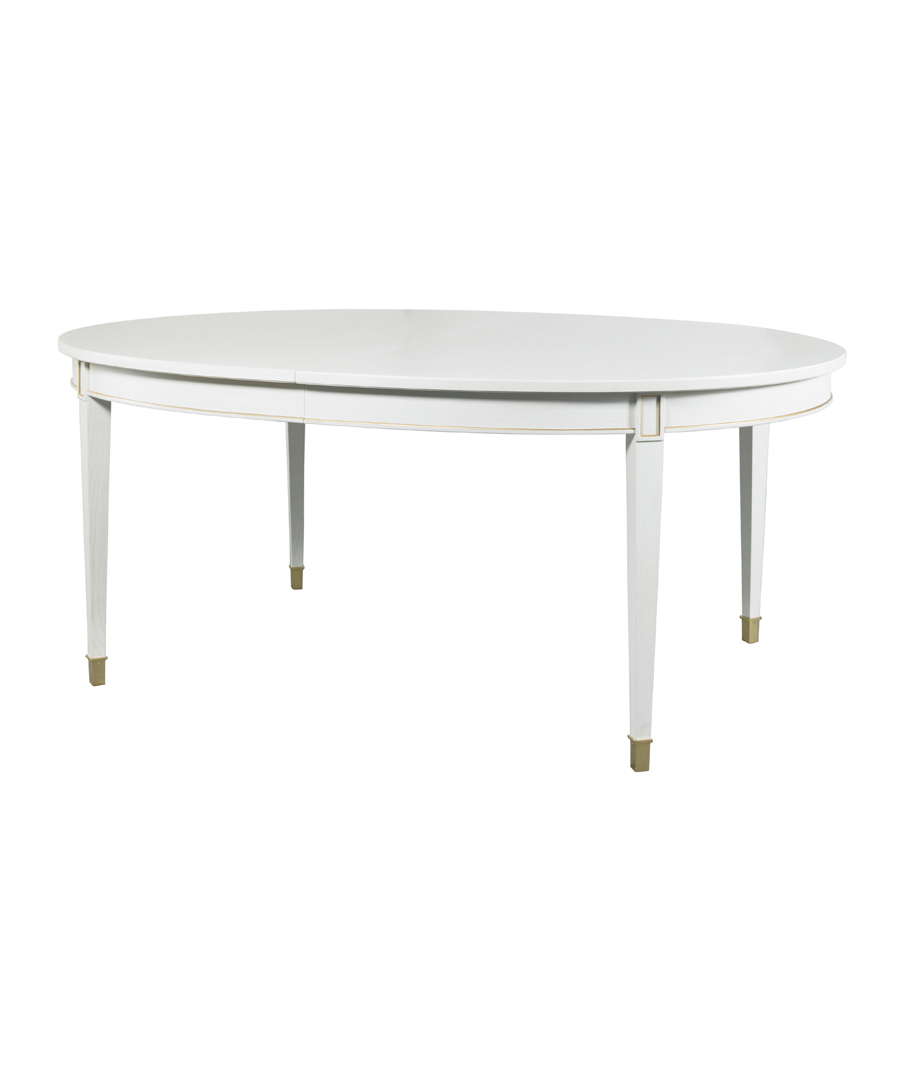 Sutton Oval Dining Table