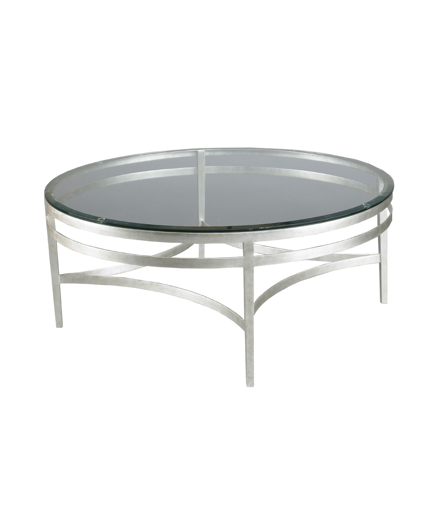 Silver Leila Cocktail Table