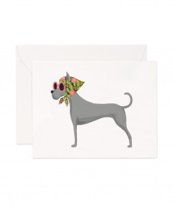 Great Dane Card