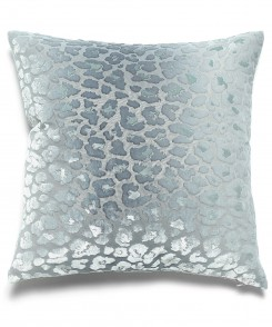 Leopard Velvet Pillow