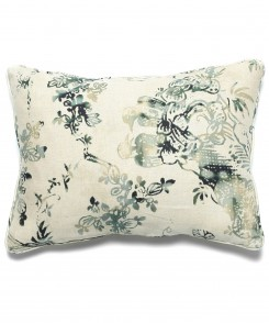 Chinoiserie Lumbar Pillow