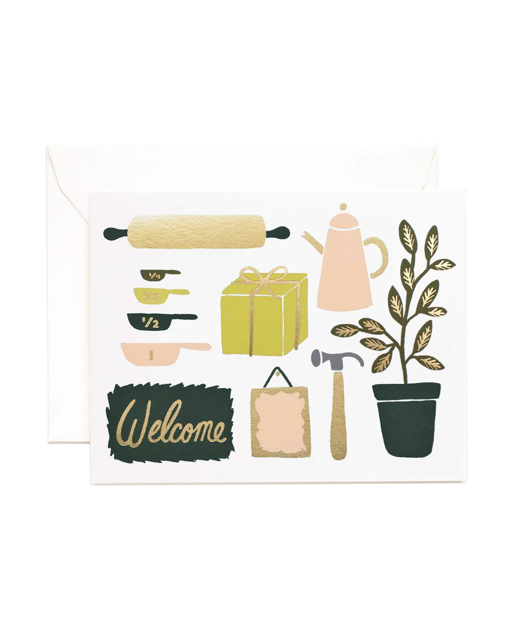 Welcome Housewarming Card