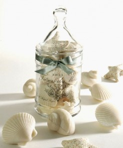 Sea Shell Soap Set