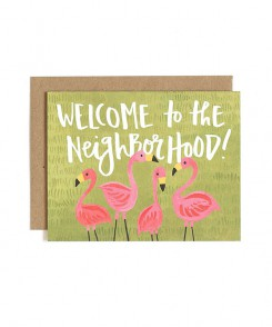 Welcome Neighbor Card