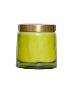 Bamboo Lotus Candle