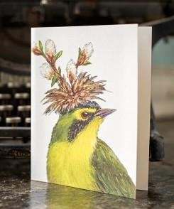 Kuntucky Warbel Card