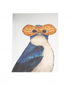 Peanut Mask Card