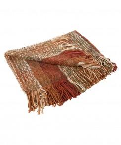 Cinnabar Knit Throw