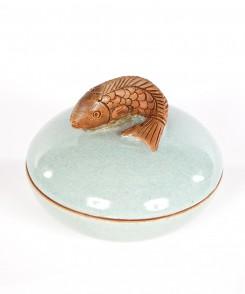 Small Fish Covered Dish