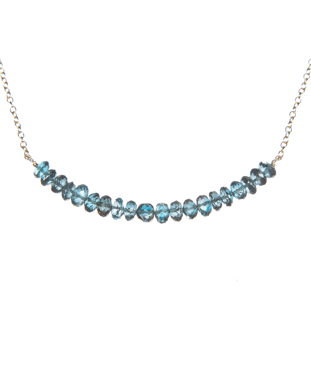 tangible blue white topaz shop necklace sku investments length gold