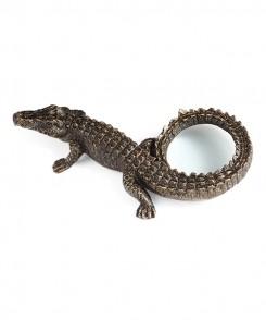 25186_Magnifying_Glass_Alligator_Sculpture_1