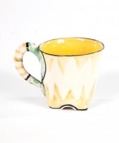 Artisan Raccoon Mug