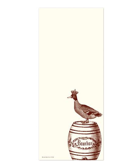 Drunken Duck Notepad