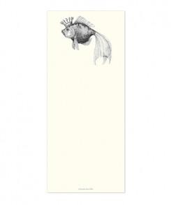 Royal Goldfish Notepad