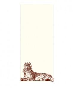 Royal Tiger Notepad