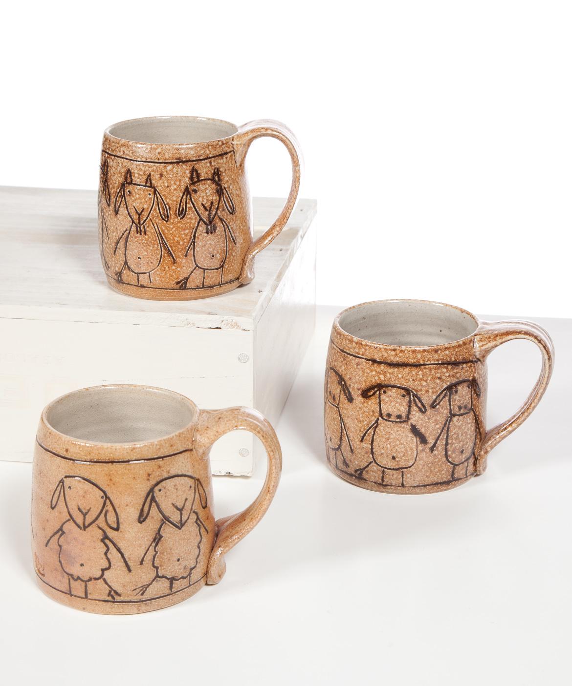 Artisan Animal Mug