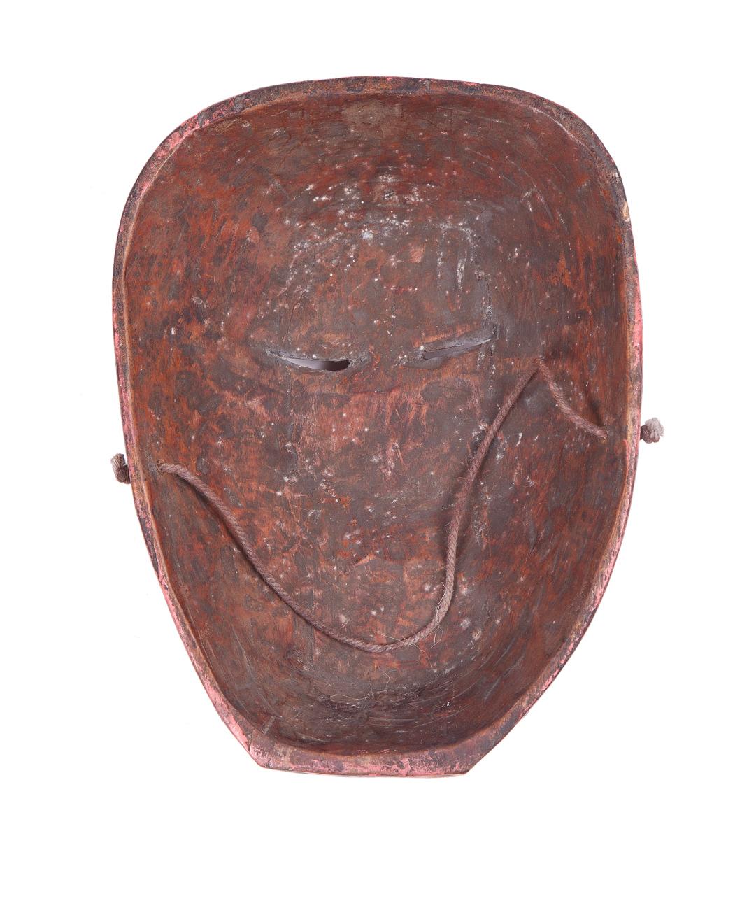 Vintage Balinese Masks