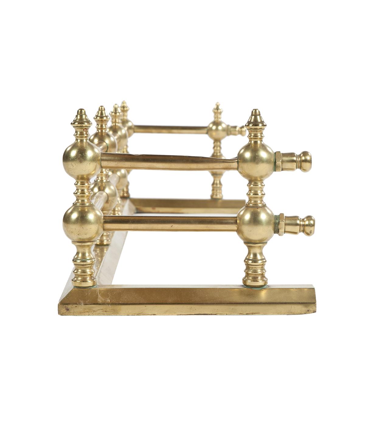 Superb Brass Fireplace Fender Download Free Architecture Designs Ferenbritishbridgeorg
